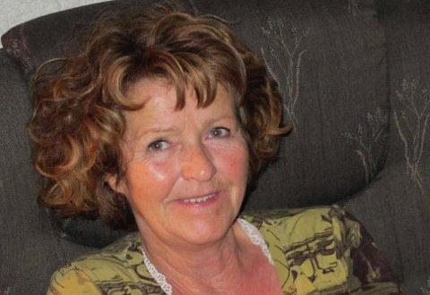 SAVNET: Anne-Elisabeth Hagen (68) har vært sporløst forsvunnet siden 31. oktober i fjor. Onsdag forrige uke mottok familien hennes et nytt budskap fra de antatte kidnapperne. Foto: Privat