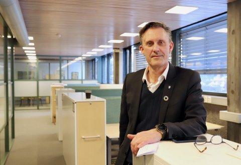 FAKTA: Håvard Vestgren (H) vil ha fakta på bordet når det gjelder matjord i Asker.