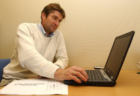 SØKER: Cay Bakkehaug har erfaring blant annet fra Helse Sør. Nå vil han bli kommunalsjef.