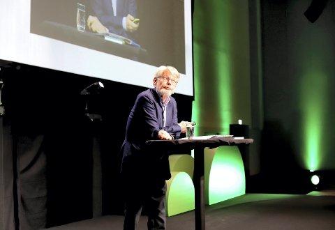 KRITISK: – Hovedgrunnlaget for inhabilitet er at en omvarsler ikke kan håndtere oppsigelse av varsleren, sier professor Erik Boe.
