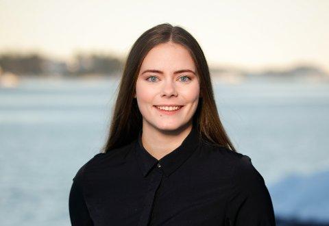 Advokatfullmektig: I januar pakket Ane-Margrethe Sandell Kristiansen flyttelasset, og dro fra studentbyen Tromsø til jobb som advokatfullmektig hos Advokat Bratteng.