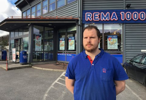 Pinseaften er det stengetid på Rema 1000 i Kilen og alle andre dagligvarebutikker i Sandefjord.