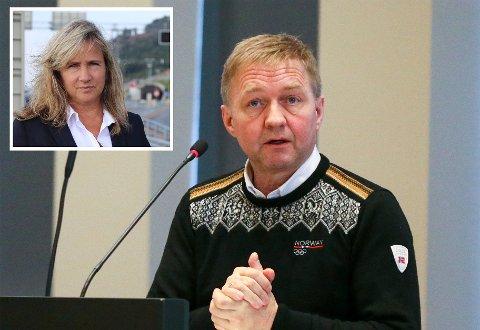 Pål Morten Borgli (FrP) mener Irene Heng Lauvsnes (H) kun er ute etter å beskytte inntekter til Ryfast, og at hun overhode ikke tenker på turismen, arbeidplasser og områdeutvikling.