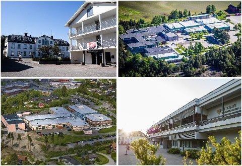 Ved de videregående skolene i Sarpsborg innføres det som følge av de nasjonale tiltakene ulike løsninger for å få skolehverdagen til å gå opp. Arkivfoto