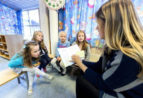 Arbeiderpartiet setter av én milliard kroner til tidlig innsats i skole og barnehage i sitt alternative statsbudsjett.