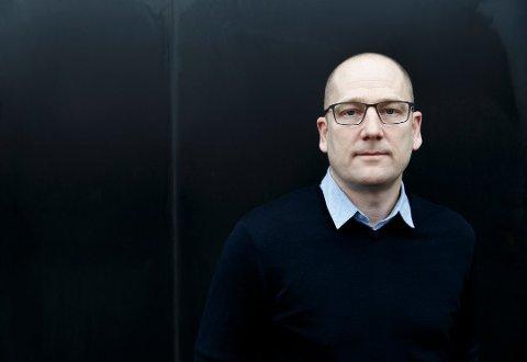 Lederen i Utdanningsforbundet, Steffen Handal, er forhandlingsleder for Unio i årets kommuneoppgjør. Foto: Gorm Kallestad, NTB scanpix/ANB