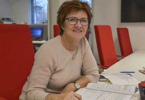 Spesielle tider: Marianne Landaas hadde fire - fem måneders ordførererfaring da hverdagen for henne og alle andre ble snudd på hodet av korona-situasjonen. Tvedestrands ordfører er nå opptatt av å være synlig og tilgjengelig for innbyggerne.