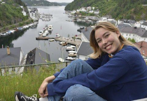 Klar for Tvedestrandssommer: Marianne Instanes Mathiesen har feriert på Bota så lenge hun kan huske.