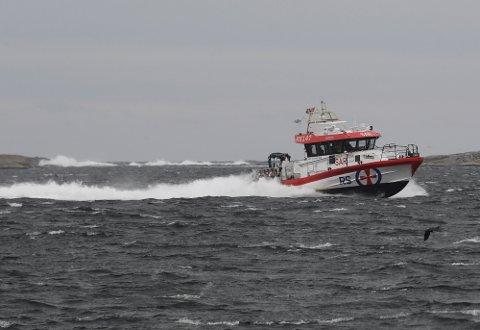 Inge Stensland var på full fart mot Askerøya da problemene oppsto i kveld. Arkivfoto: Skibsaksjeselskapet Hesvik