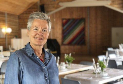 Aud Vegerstøl gir seg som daglig leder på Vegårshei ski- og aktivitetssenter, en jobb hun har hatt i 12 år. Arkivfoto