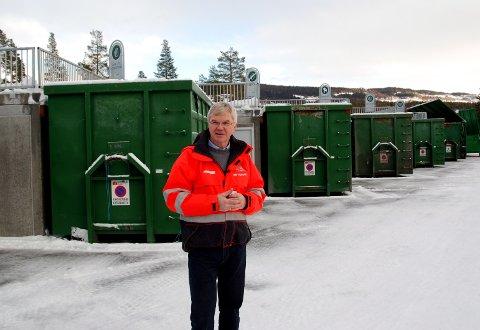 Vokser: Eivind Berg forteller at VKR vil utvide på Rebneskogen.