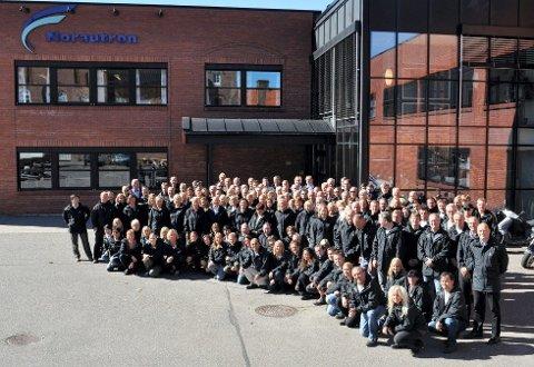 OPPKJØP: Embron Group, eierselskapet til Hortens-baserte Norautron Group har kjøpt svenske Qrtech.