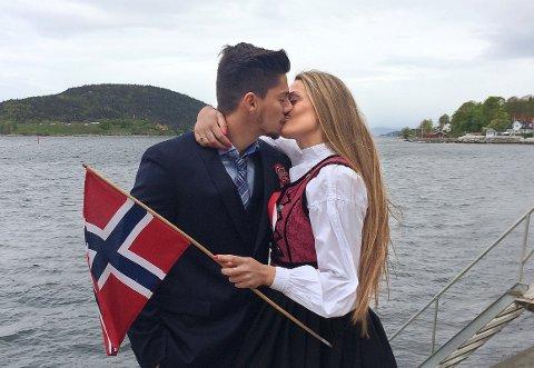 Ektepar: Ida Mina Susic og Anel Softic har fått avslag både på søknaden og klagen.