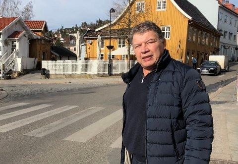 Ordfører Haktor Slåke håper berørte pendlere og bussbrukere vil møte Ruter  12. juni.