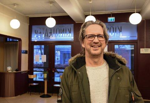 Ole Christian Øen fra Drøbak er kulturprodusent på Festiviteten i Mysen.