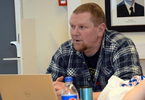 Frivillighet: Gunnar N. Skuggevik ønsker fleksibilitet i kommunes samarbeid med frivilligheten.