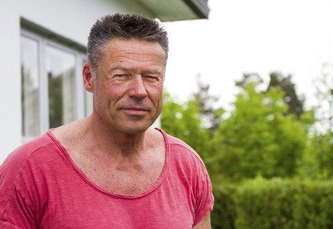 Bjørn Kristiansen vil ha folkeavstemning.