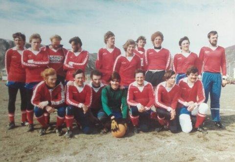 Opprykkslaget fra 1983
