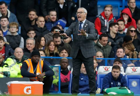 Fulhams manager Claudio Ranierihar en dårlig statistikk på Boxing Day. (AP Photo/Kirsty Wigglesworth)