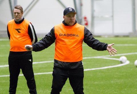 Steffen Landro var fornøyd etter 1-2-tapet mot Brann.