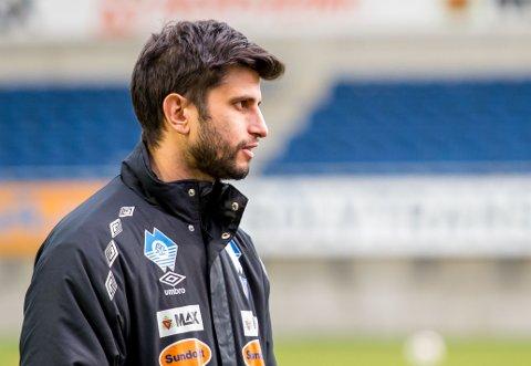 Remi Natvik blir trener for Arna-Bjørnar (Foto: Marius Simensen, Digitalsport)