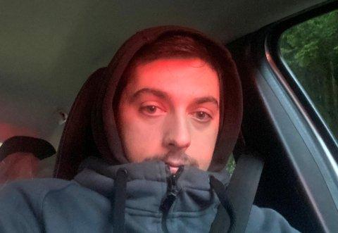 Simen Sellevold er lei av å sitte i bilkø