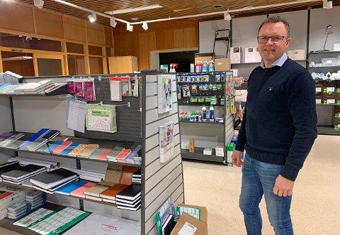 LIVET I NORD: Brattli fikk oppleve Honningsvåg for første gang i 1993. Dit ville han helst ikke flytte. Nå har han bodd og jobbet her en stund.