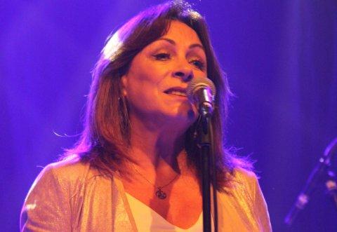 KJÆRT GJENSYN: Søndag spelte Mary Black for første gong på Rockweekend på 17 år.
