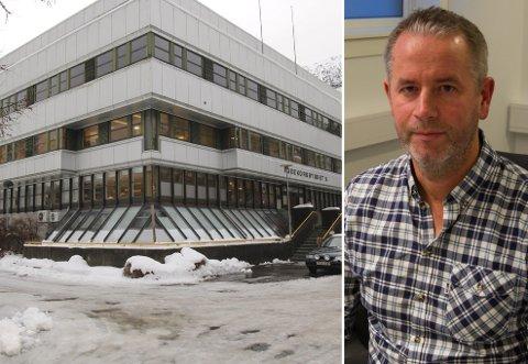 PÅ LEGEJAKT: Einingsleiar for legetenesta i Sunnfjord kommune, Knut Erik Folland, fortel at Sunnfjord er i godt selskap med å vere på jakt etter legar. Han har likevel eit håp om å komme i hamn.