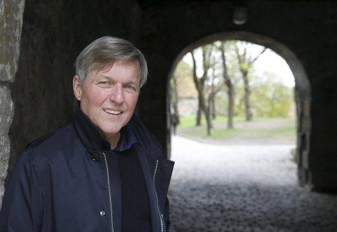 """Den tidligere TV 2-profilen Jan Ove Ekeberg er valgt til leder av den nye forfatterforeningen som til nå har gått under navn som """"Forfatterinitiavet"""" og """"Norske forfattere""""."""