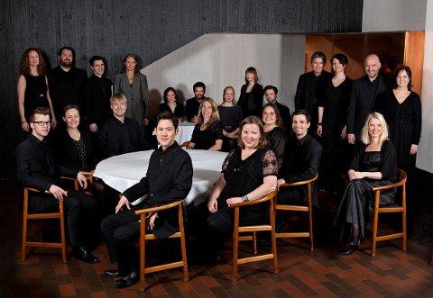 """Det Norske Solistkor vil fremføre Mozarts """"Requiem""""under årets Egil Hovland-festival i oktober."""