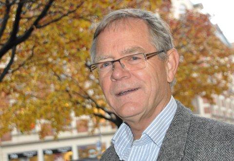 Advokat Per Sannrud har vært bostyrer etter konkursen i et bilverksted.