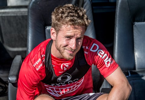 KLAR: Ludvig Begby er klar for å kjempe om årets første seier når Kvik Halden venter førstkommende mandag.