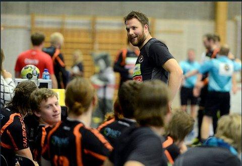 TIL ELVERUM: Mads Fredriksen (29) forlater Halden Topphåndball, og blir ny daglig leder i toppklubben Elverum.