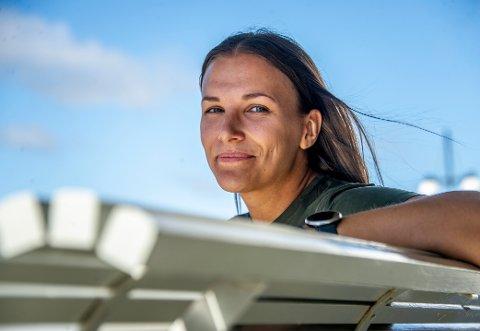 Jenny Sandgren vurderer en retur til svensk håndball ettert sesongen.
