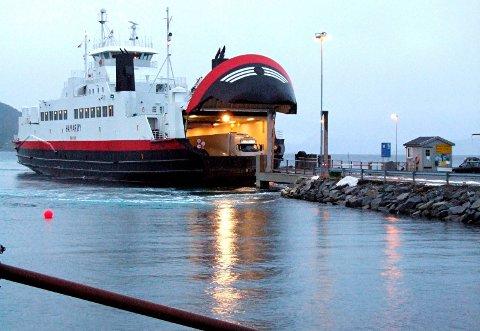 Galt verre: Regjeringen gjør galt verre i sitt forslag til ny fordelingsnøkkel for båt og ferge, mener Steinar Sæterdal.