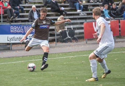TILBAKE: Thomas Utter Jensen går tilbake til Ørn etter en sesong i Borre.