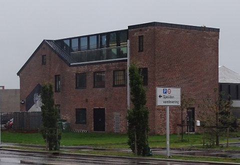 INNFLYTTET: Ziot Solutions AS er ny leietaker i det tidligere redningsmuseet i Horten.