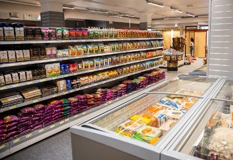Butikken nord i Storgata har siden åpningen i 2019 bygget seg sakte men sikkert oppover.