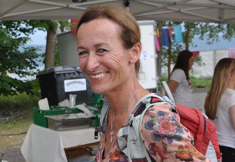 Hilser velkommen: Kultursjef Camilla Jarlsby hilser talentsatsingen fra Operafest Røykenvik velkommen. – Jeg er sikker på at vi får til et samarbeid som sikrer fortsettelsen, uttaler hun. Bildet er tatt under fjorårets operafest.