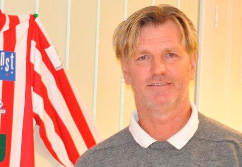 Kviks nye trener Kent Bergersen er fornøyd med at Strømsborg blir i klubben.