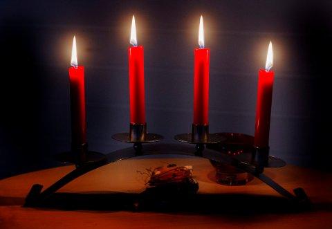VENTETID: Advent er forberedelsestiden fram mot jul. – De første omtalene av kristen feiring av Jesu fødsel har vi så tidlig som fra årene 130 og 200, skriver Dagfinn Stærk.
