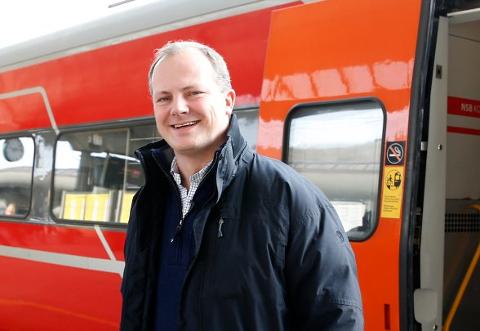 Ketil Solvik-Olsen er samferdselsminister