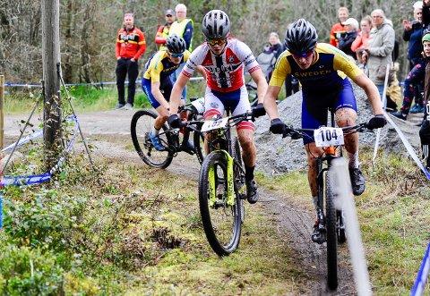 AVLYST: Kortbane-NM i terrengsykling skulle vært arrangert på Nyborg 12.- og 13. september, men er nå avlyst grunnet smittesituasjonen rundt Covid-19.