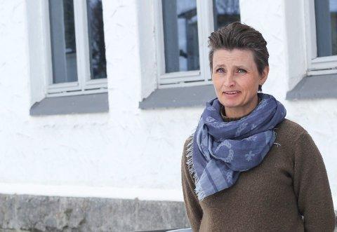 Nina Førde Rektor på Odda Barneskole