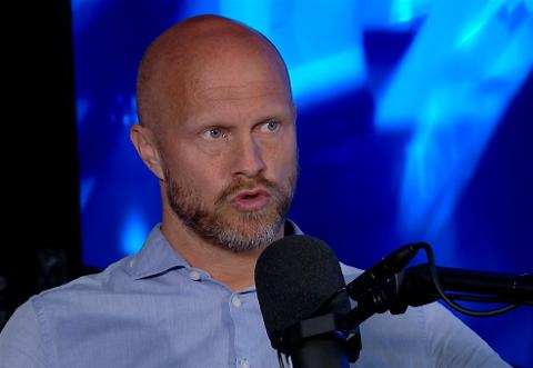 UKENS FRELST-GJEST: Eurosports fotballekspert Joacim Jonsson.