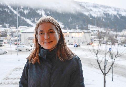 Oda Elise Strandås