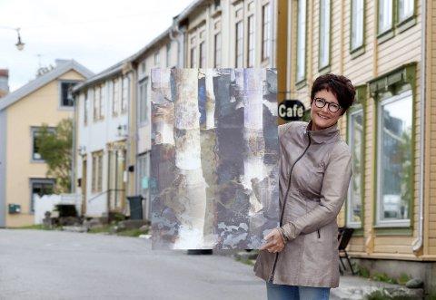 Krukker og komposisjoner: Marit Skog (58) tar med seg «Iskrukker» til «Arctic Landscape» på Kulturverkstedet i Mosjøen 4. juli. Morten Mortensen har komponert ny musikk til arbeider av seks mosjøkunstnerne. Første versjon av «Arctic Landscape» var under Galleria 2013.