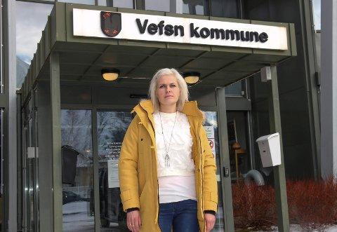 STRENGE REGLER: Kommuneoverlege Hege Harboe-Sjåvik sier at det er viktig å opprettholde lokale og regionale strenge karantenebestemmelser, med færrest mulig unntak.