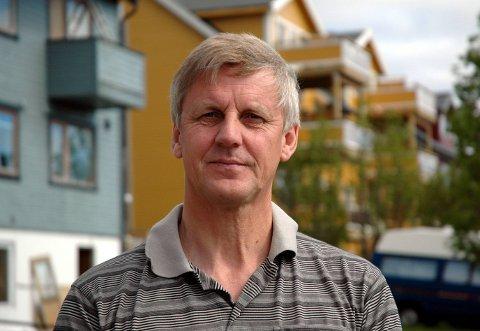 LEGGER NED: SystemBygg Kirkenes, som Oddvar Mortensen var med på å starte i 2003, har ikke bygd noe som helst siden 2015. Nå avvikles bedriften som i glansårene gjorde store penger på offshore-ringvirkninger nær Hammerfest. Arkvibilde.